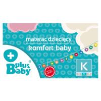 Etykieta materaca dziecięcego - komfort baby